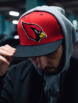 СНЕПБЕК ARIZONA CARDINALS RED - #4900263