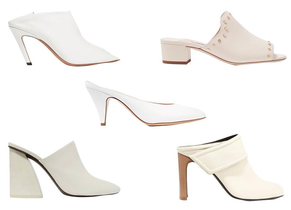 Как сделать свою обувь белой