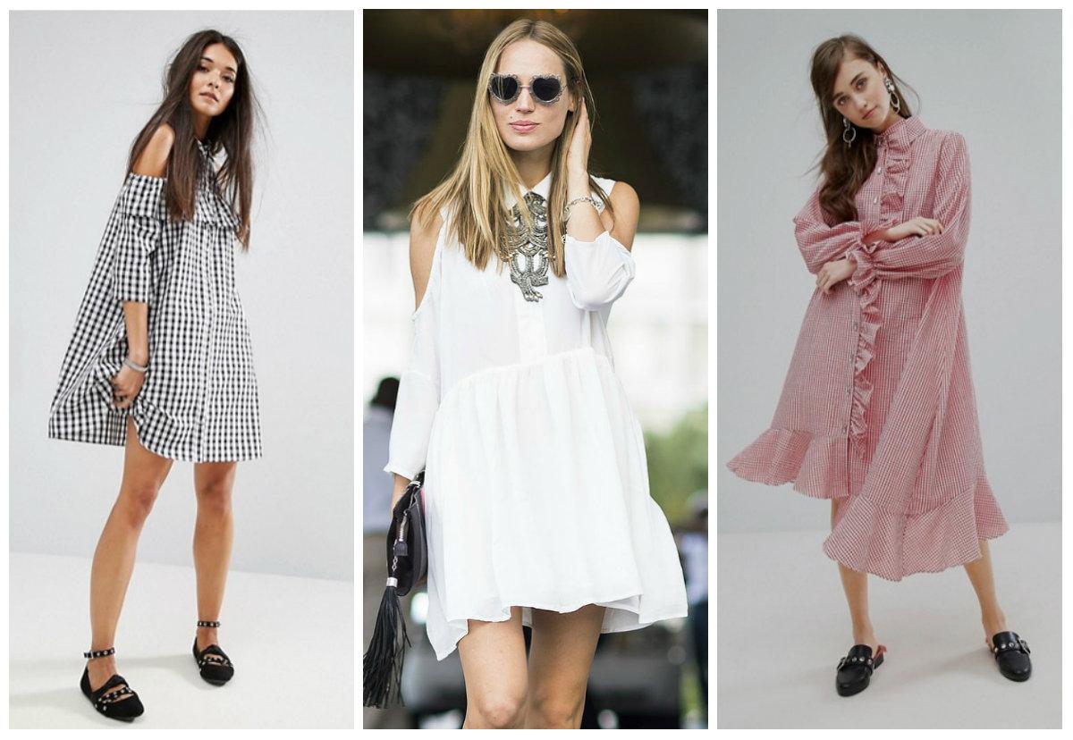 Платье разных цветов для каждого