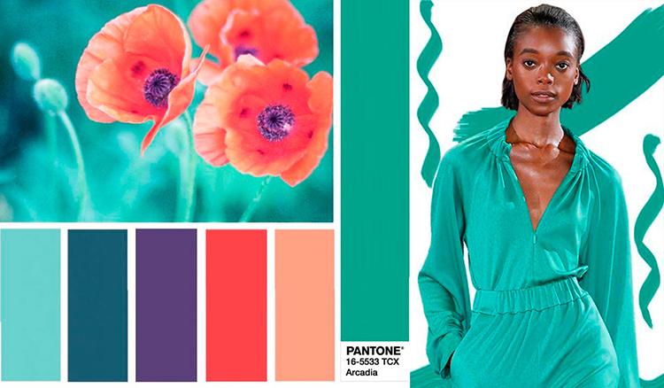 Image result for Модные цвета лета: ключевые сочетания сезона